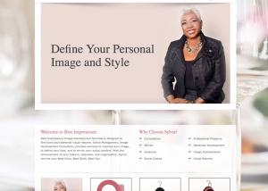 Best Impressions Image Development Services home page