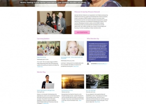 East Bay Women's Network home page